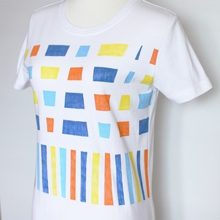 Hand Painted Short Sleeve T-shirt (Only one)