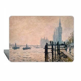 Macbook case 2016 Pro 13 touch bar Impressionist MacBook Air 13 Case river Macbook 11 Monet Macbook 12 Macbook 15 Retina Case Hard Plastic 1753