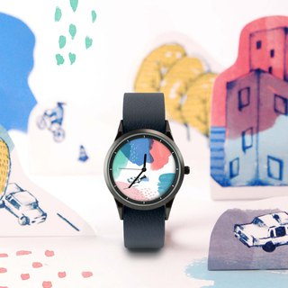 【Illustration Watch】Rainbow24 ST