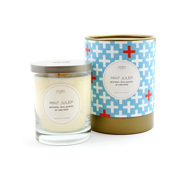 [] American Soybean Oil Candles KOBO - julep (330g / combustible 80hr)