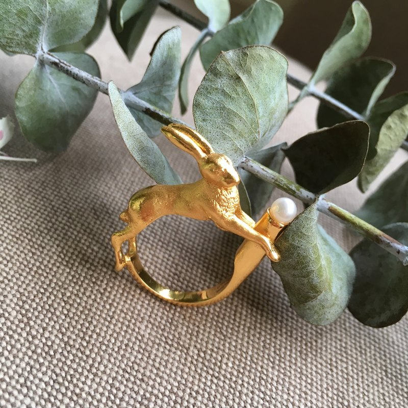 March Hare Ring