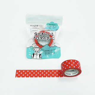 maste Outdoor me Aroma Masking Tape【Dots (MST-FA08-F)】