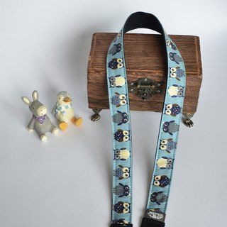 Little Owl Handshake Belt Camera Belt Uke Lilly Camera Strap