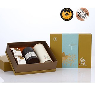 《Chun Qu》tea gift box ● Renaissance of Taste