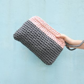 Extra short strap for clutch or handbag, customised in any color