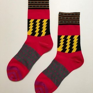 GillianSun Socks Collection [HOT Hot Deals] 1619PP_Carnival1614BK_lucky