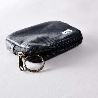 Coin Purse - Tip Fog Black