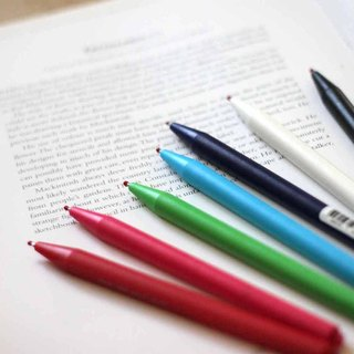 Radical EU Colorful Ink Pen 0.5 | PREMEC Swiss Pen Taiwan Exclusive