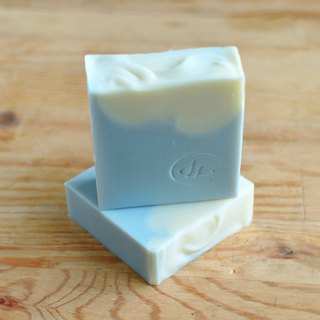 Vanilla Sky blue clay soap | Natural soap, Handmade soap, Cold process soap