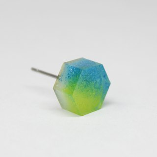Resin Earrings / 451 / Feel so Free - Single Stud