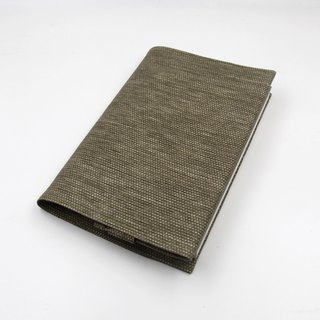[Paper Cloth] book cover, book clothing (dark green)