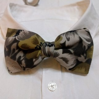 G3NTL3MAN Fast Clip Bow Tie Classic Butterfly BS09