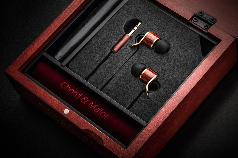 Chord & Major 9'13 Classical Tonal Earphone