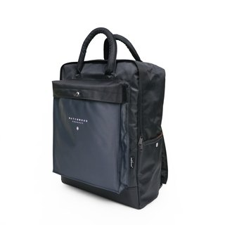 Matchwood Design Matchwood Basic Backpack Backpack Black Grey