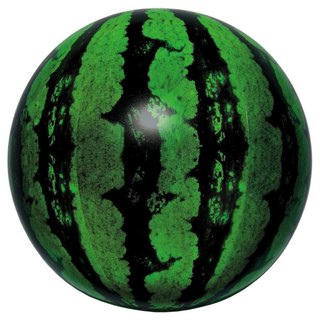 Japan IGARASHI Vivid Watermelon Inflatable Beach Ball/Inflatable Toy/Water Polo