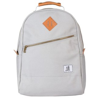 THE VOID Backpack_Grey/ Grey