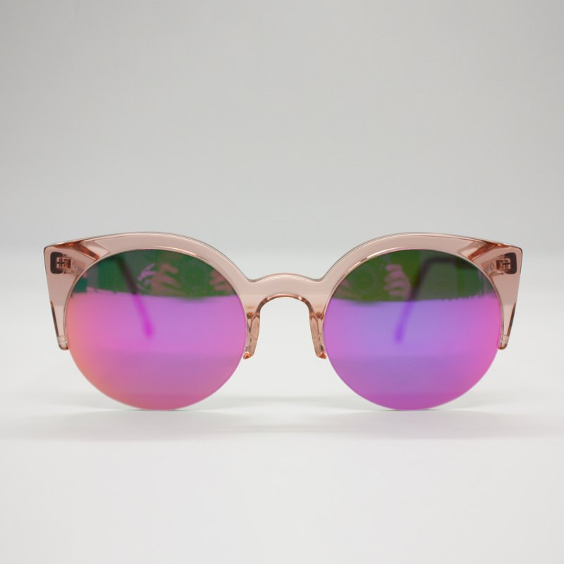 SUPER Sunglasses - LUCIA COVE PINK