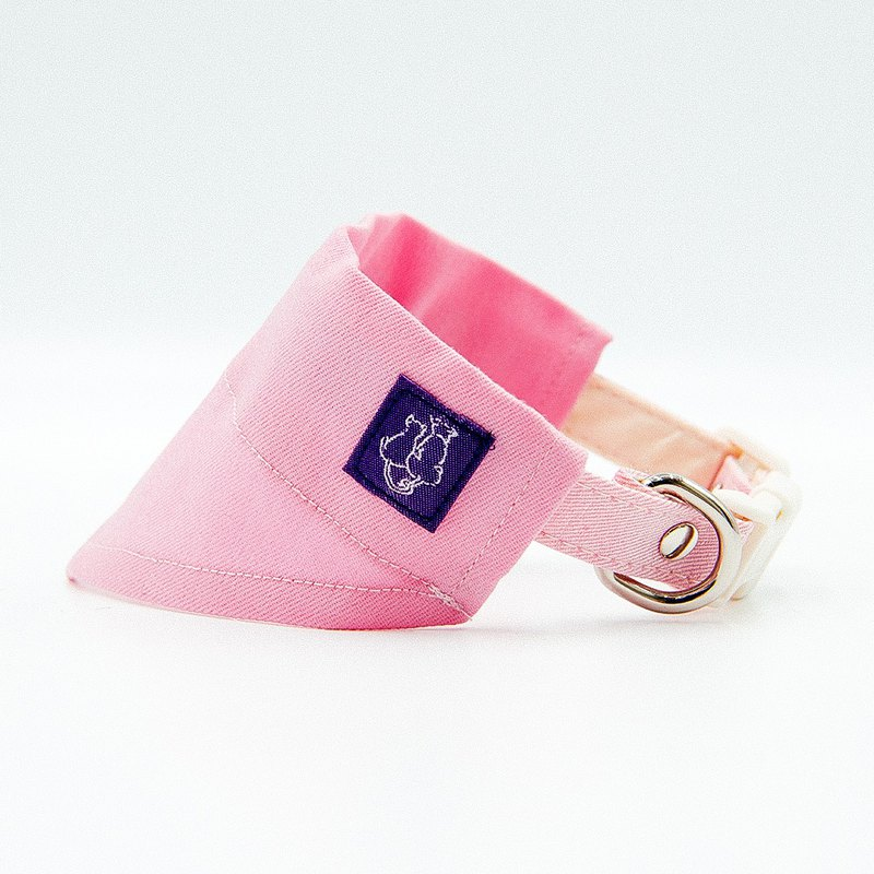 【MOMOJI】Pet Collar - Marion (Pink)
