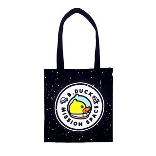 B.Duck Star Canvas Bag