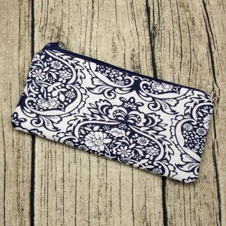 Large Zipper Pouch, Pencil Pouch, Gadget Bag, Cosmetic Bag (ZL-76)