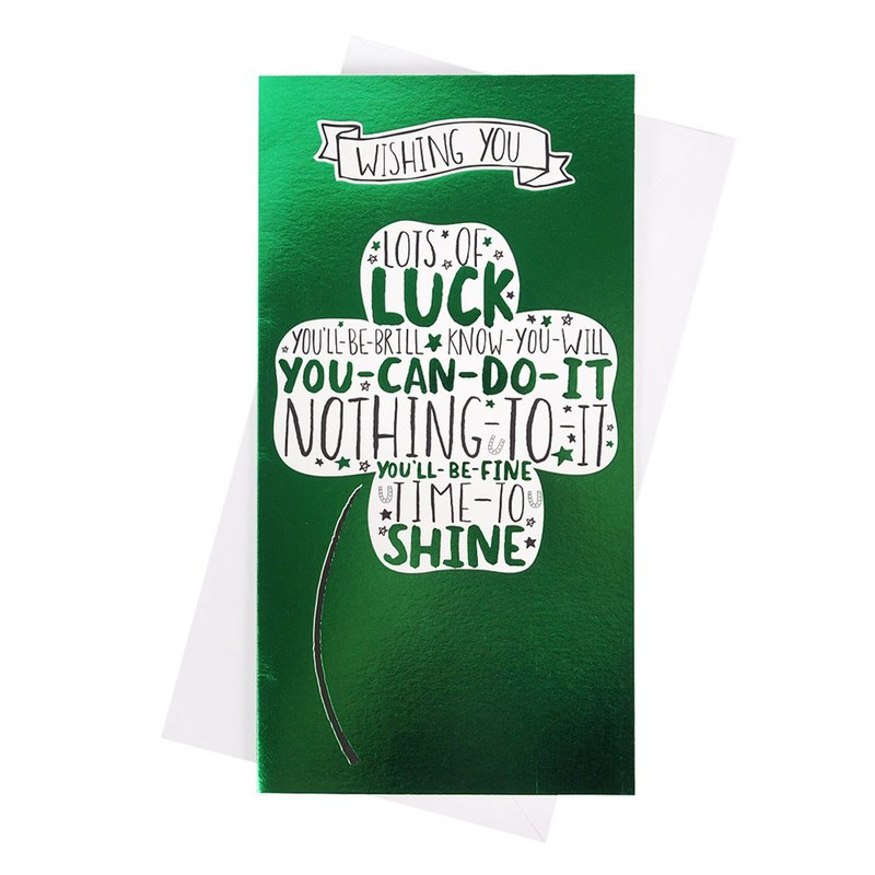 Good luck with your wishes! [Hallmark- Card Congratulations to Congratulations]