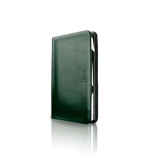 [LIEVO] SHOW - black jade green card holder _