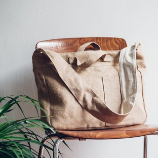 Messenger KK Jute Bag