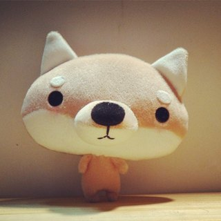 Bucute shi ba い ぬ Shiba / birthday gift / keychain / decoration doll / handmade / gift exchange