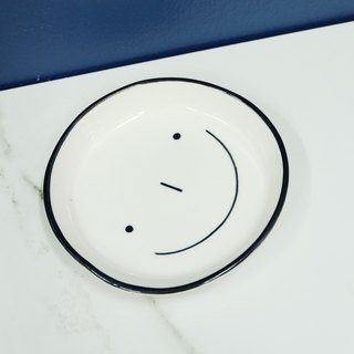 SMILEY DISH (L)