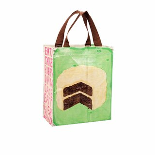 Blue Q Ti Tuote hand bag - Eat Cake cake