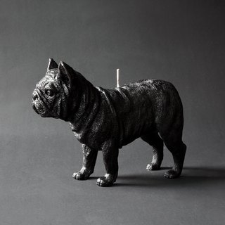 動物香氛蠟燭 –鬥牛犬 /  Animal Candle - French bulldog