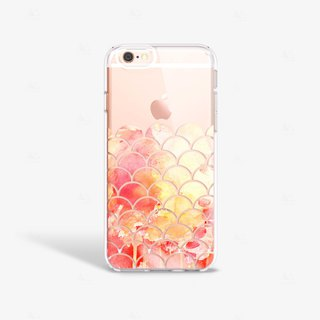 Yellow iPhone 7 Case Clear iPhone 8 Case Clear iPhone 7 Plus Clear Case Gift