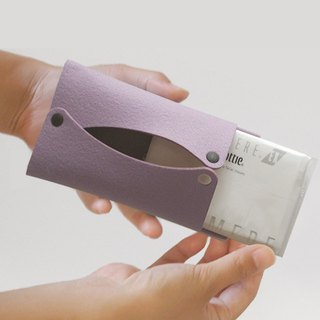 Pocket Tissue Case Lavender