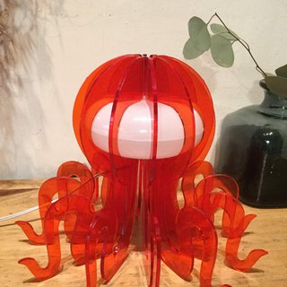 LED octopus night light