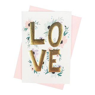 I love you forever [Hallmark-Signature classic handmade series sweet talk]