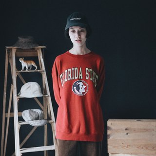 A ROOM MODEL - VINTAGE, CG-0636 Champion FLORIDA UNIVERSITY Tee red