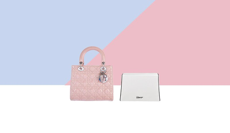 【Luxe-HDL22】Lady Dior bag ibao pillow