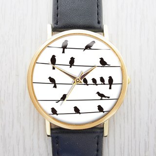 Telegraph Birds - Women's Watches / Men's Watches / Neutral Tables / Accessories [Special U Design]