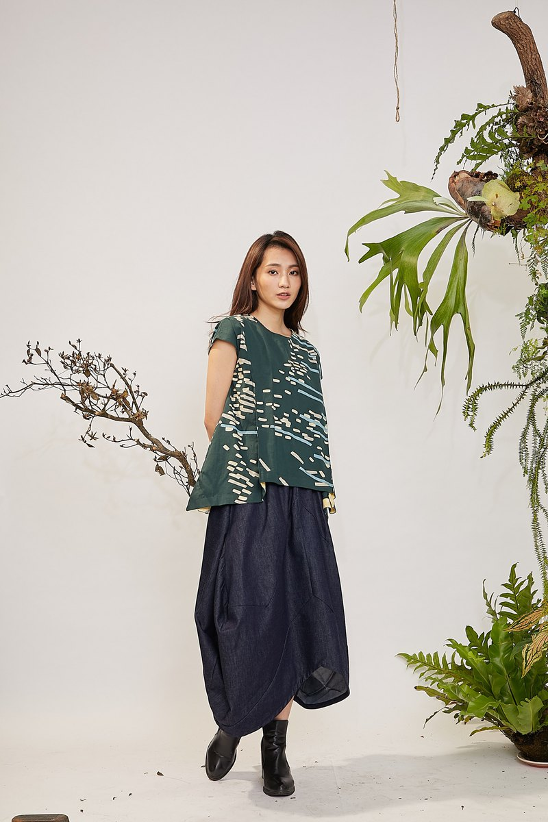 Flower skirt_Daning_Fair trade
