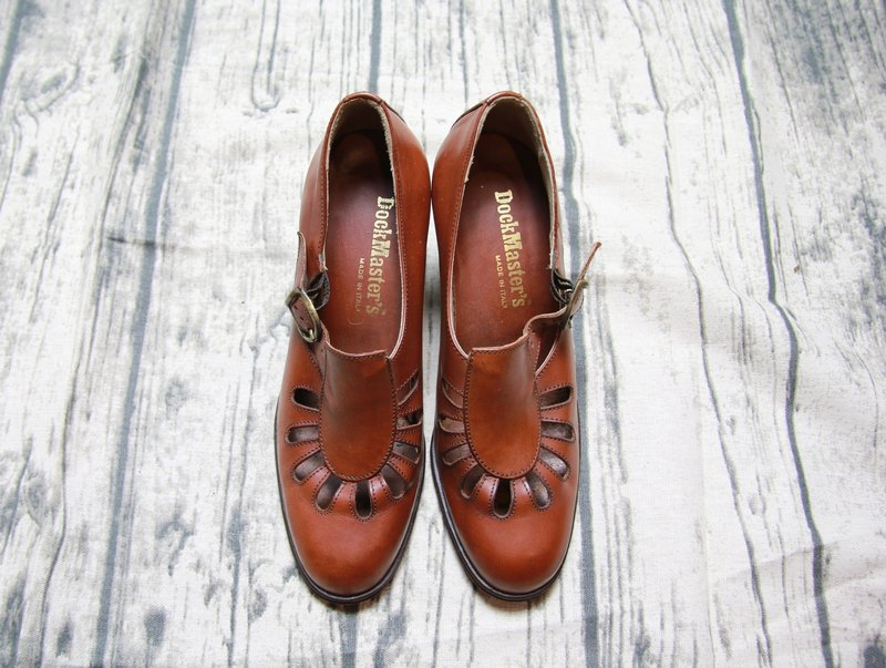Back to Green :: Vintage actress MADE IN ITALY vintage shoes