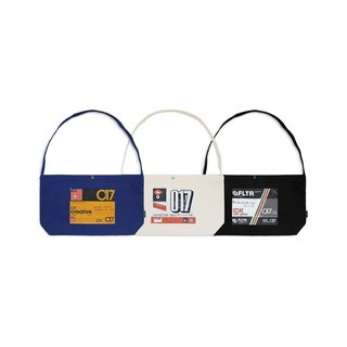 Filter017 FLTR Cassette Series - Sling Tote Bag / 側背托特包