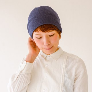 MADE In JAPAN Organic Cotton Beanie Hat | Knit Beanie | Chemo Beanie
