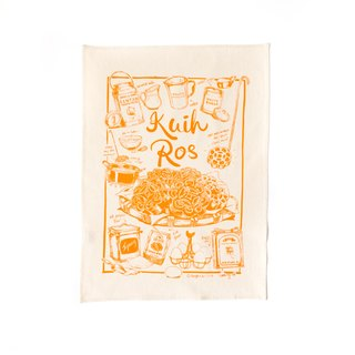 Kuih Ros Tea Towel