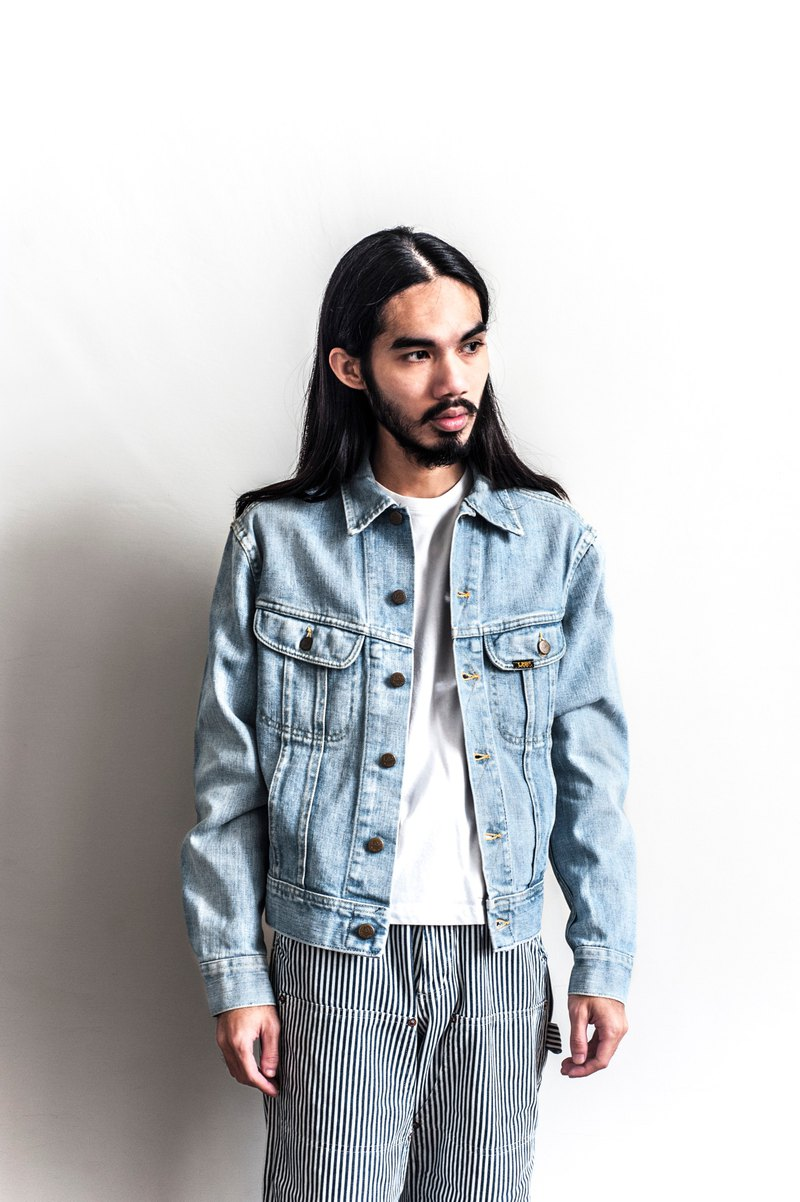 Vintage Lee Denim heavy denim vintage jacket