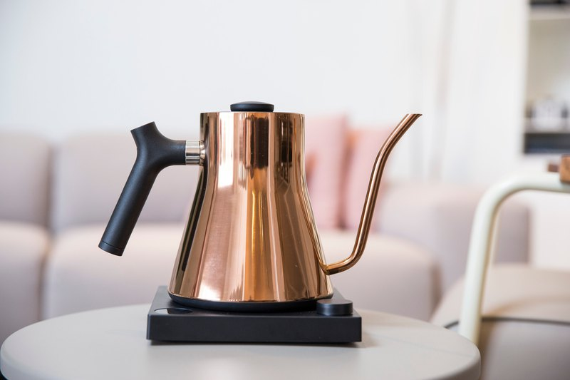 STAGG EKG ELECTRIC POUR-OVER KETTLE COPPER
