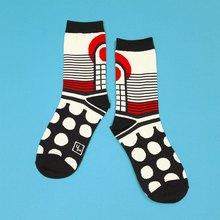56b8f9c7b Firefly White Unisex Crew Socks | mens socks | womens socks | fun socks