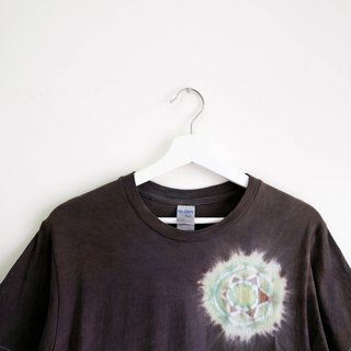 : flower: Tie dye/T-shirt/Garment/Custom size/Men/Women