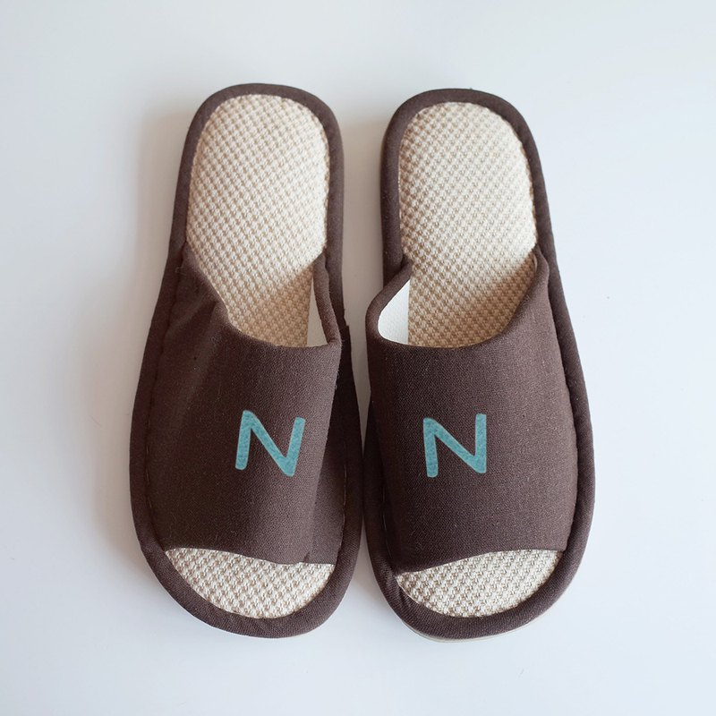 [Q-cute] Slippers Series - Customized Letters