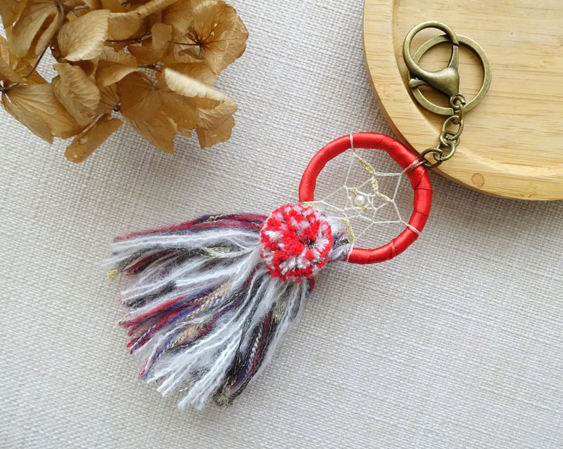 Red Realm - Dreambox Keyring Bag Charm