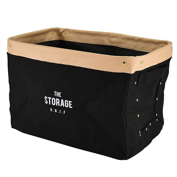 The Storage- storage bag (black)